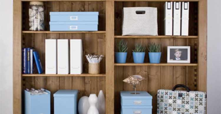 Enjoy the convenience of an organized space.